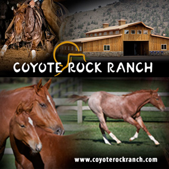 Coyote Rock Ranch ad