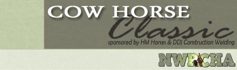 HM Horses & DDJ Welding Cow Horse Classic