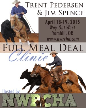 Full Meal Deal clinic with Jim Spence and Trent Pedersen